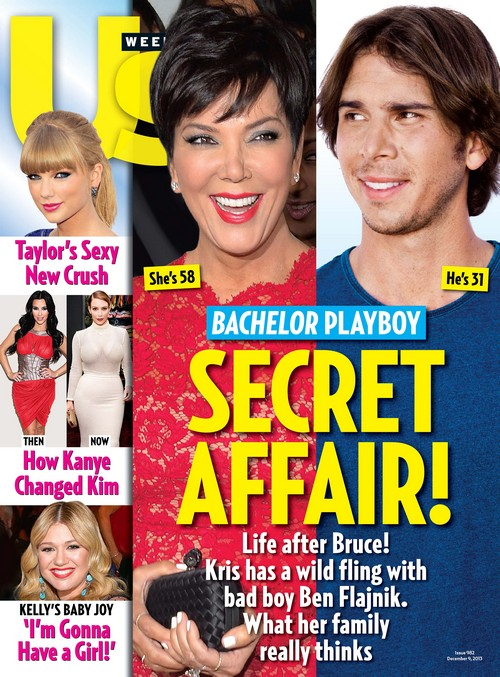 Kris Jenner Having Affair With Bachelor's Ben Flajnik
