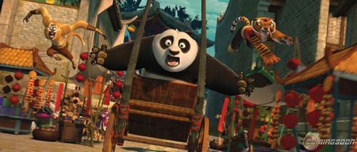 The 'Kung Fu Panda 2′ Super Bowl Spot – VIDEO