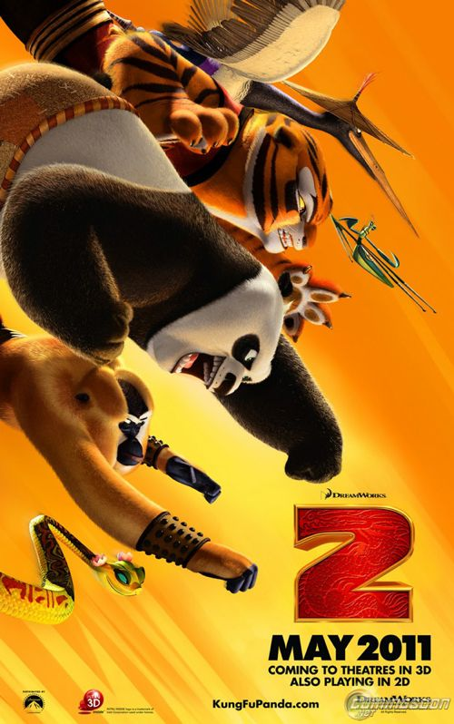 FRESH Look at &#8216;Kung Fu Panda 2&#8242;