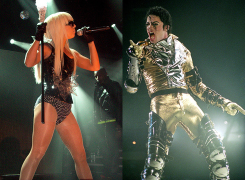 Lady Gaga Says She'll Take Good Care Of Michael Jackson's Purchased Belongings