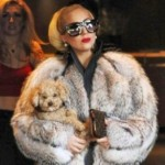 PETA Is Furious At Lady Gaga For Wearing Fur, Says She's Out Of Her Mind