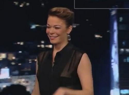 LeAnn Rimes Confirms Brandi Glanville Is Right, She Is Insane (Video)