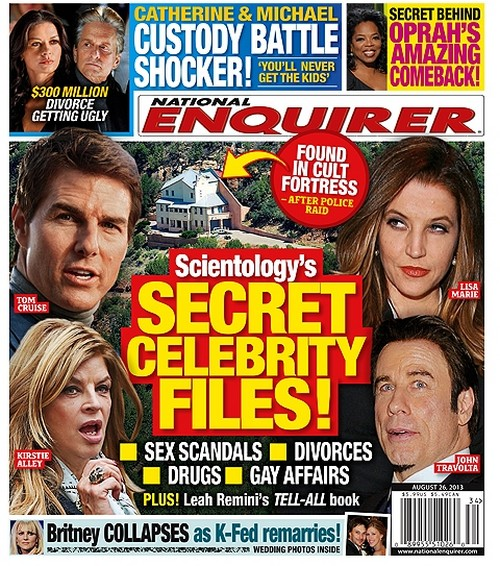 Leah Remini War on Scientology Continues - She's enlisted Lisa Marie Presley's Help