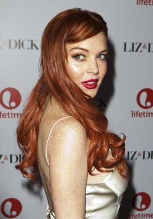 Lindsay Lohan Cusses Out Co-Star James Deen &#8211; He Is Still A Fan Of Hers