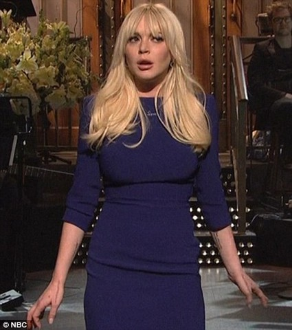 Did Lindsay Lohan Bomb On Saturday Night Live?
