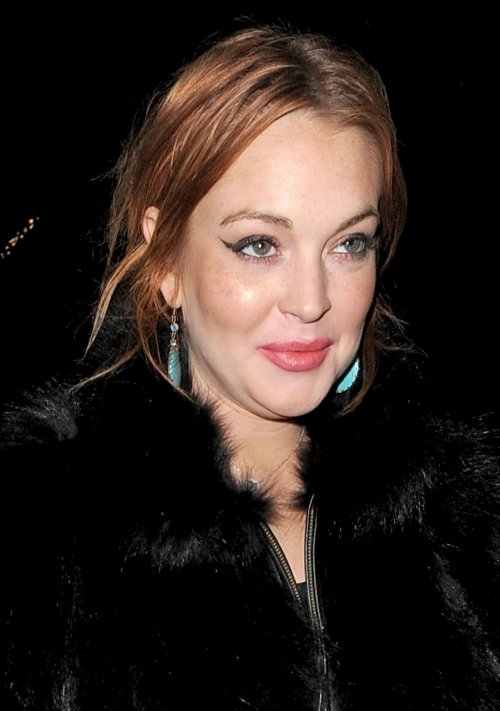 Lindsay Lohan Skips NYC Court Date &#8211; Parties Til 5 AM Instead