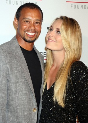 Tiger Woods & Lindsey Vonn Call It Quits **FILE PHOTOS**