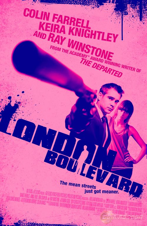 Colin Farrell & Keira Knightly: 'London Boulevard' Poster and Trailer Are Here