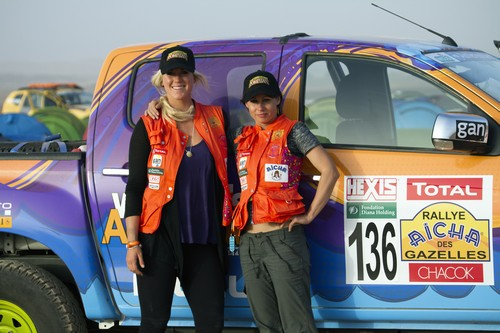 Surfer Bethany Hamilton Is One of 5 U.S. Teams Competing in International Off-Road Rally
