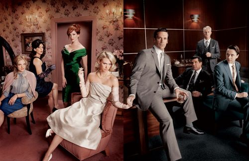 Mad Men Delayed Until 2012