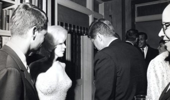 Marilyn Monroe Sex Tape Featuring John F. Kennedy and Robert F. Kennedy To Be Released