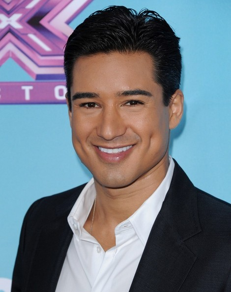 Mario Lopez wants X Factor return