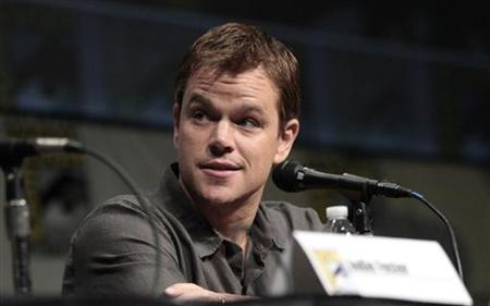 Matt Damon Turns Down Avatar Movie Role
