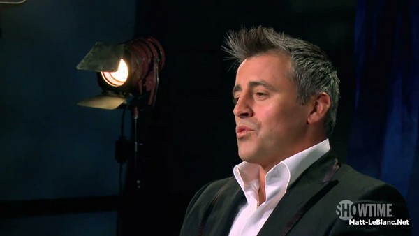 Matt LeBlanc On Friends Reunion