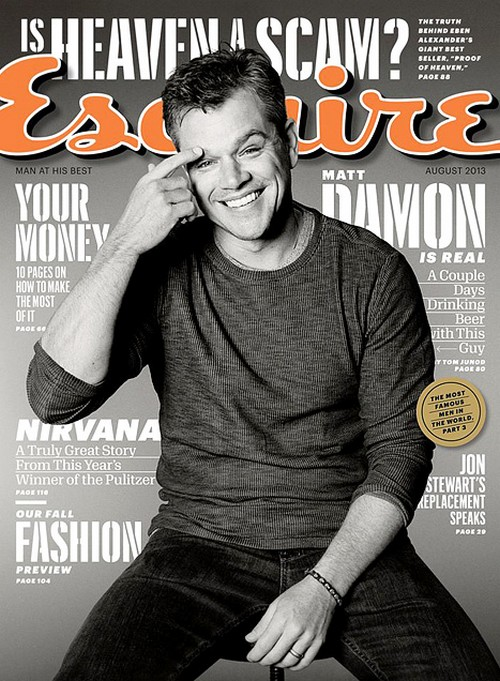 Matt-damon-esquire
