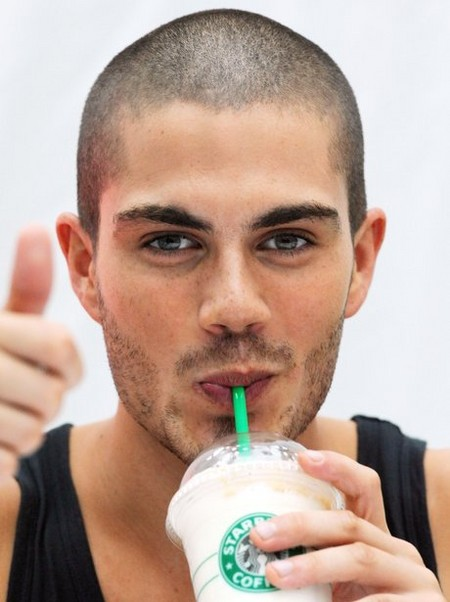 The Wanted's Max George Says He's Not Picky With Women — No Wonder He Dated Lindsay Lohan