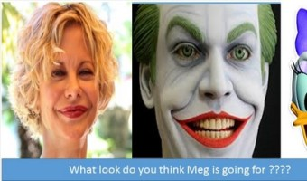 Meg Ryan Ruins Face with Cosmetic Procedures – Which Look Is She Going For?  (PHOTO)