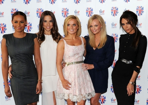 Mel C had constant fights with Spice Girls