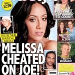 Melissa Gorga Accused Of Cheating On Joe Gorga