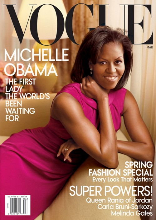 Did Michelle Obama Support Frank Ocean and Diss Chris Brown?