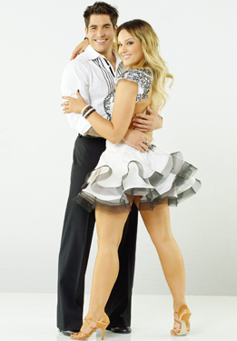 Dancing With The Stars 12 Partner Photos &#8211; COMPLETE Cast