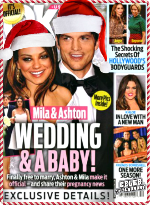 Mila Kunis And Ashton Kutcher Engaged, Preparing For Wedding And Baby