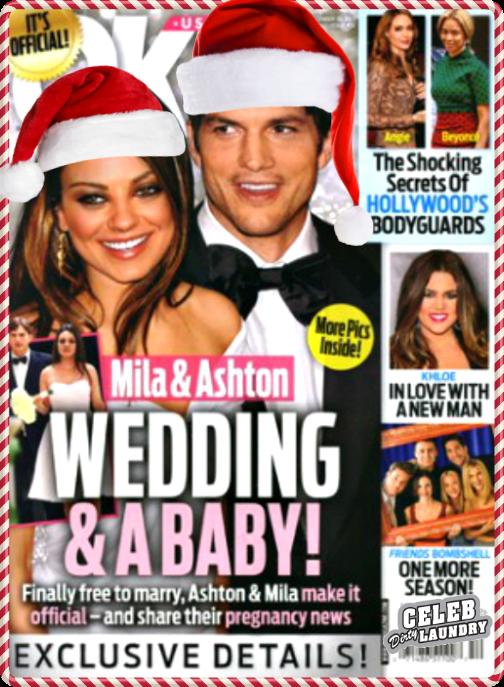Mila Kunis And Ashton Kutcher Engaged, Preparing For Wedding And Baby
