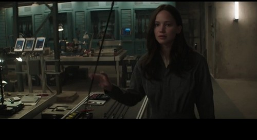 The Hunger Games: Mockingjay Theatrical Trailer - Epic And Emotional! And More Katniss!