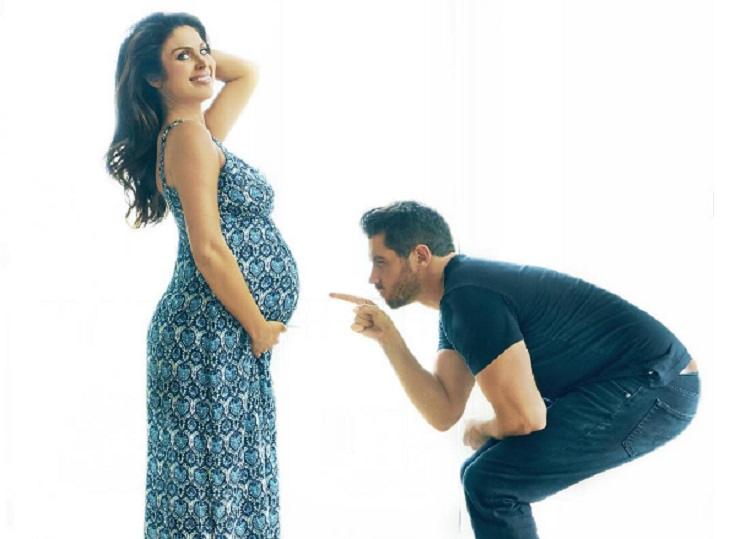 'Days Of Our Lives' News: Nadia Bjorlin Shares Photo Of 1 Month Old Baby Torin