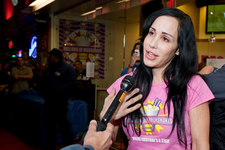 Octomom Auctioning Herself Off On Dating Website
