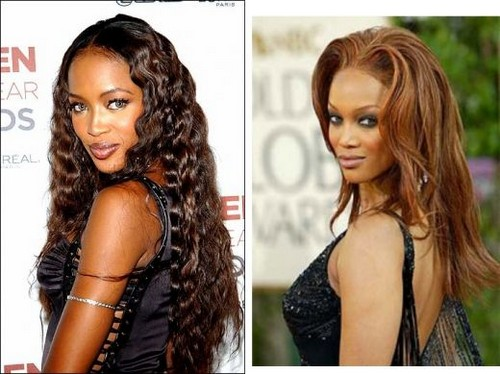 Naomi Campbell and Tyra Banks Feud