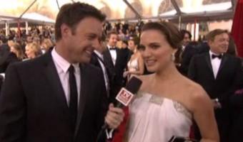 Loving Natalie Portman's SAG Awards Baby Bump – VIDEO