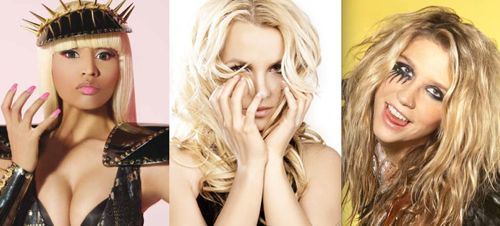 Nicki Minaj, Britney Spears and Ke$ha - Till The World Ends REmix