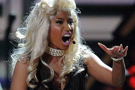 Nicki Minaj Snuubed From Grammys