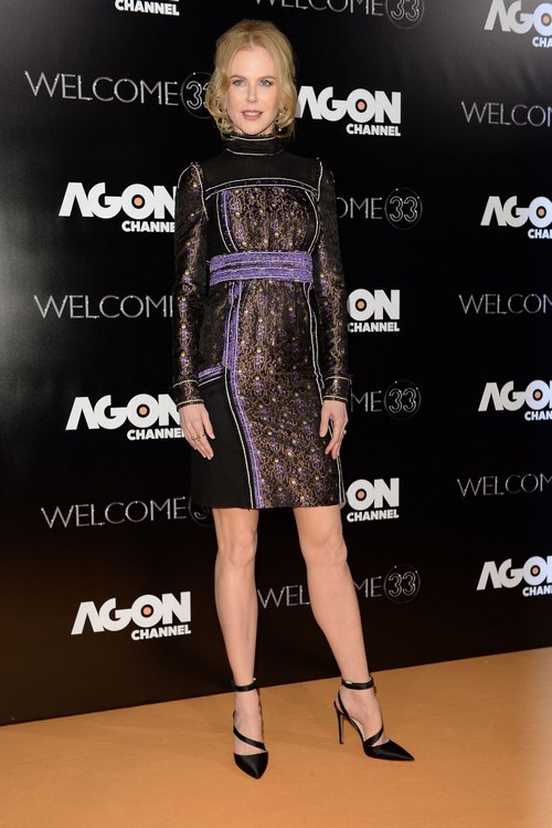 Nicole Kidman Wishes She Was Pregnant
