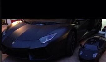 Move Over Suri Cruise – Kim Kardashian's Daughter North West Now Owns A Lamborghini
