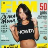 Olivia Munn - FHM Photos - Jan 2012 - cover
