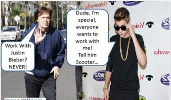 Paul McCartney Refuses To Work With Justin Bieber