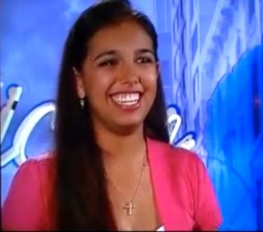 Victoria Huggins - American Idol 10