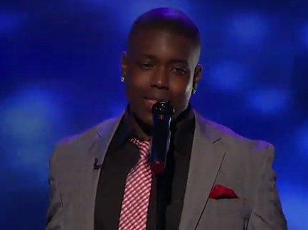 American Idol Top 13: Jacob Lusk Can Fly – Video