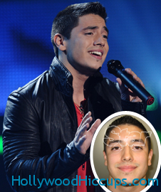 MUGSHOT - Stefano Langone - American Idol