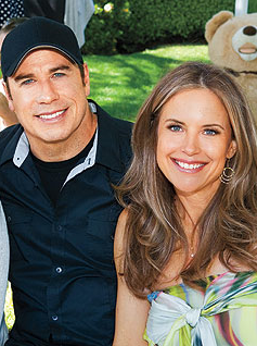 John Travolta and Kelly Preston Have a New Baby!