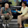 Chris Brown on GMA