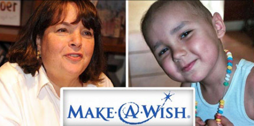 &#8216;Barefoot Contessa&#8217; FINALLY Agrees To Meet Make-A-Wish Kid Enzo