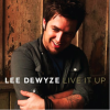 American Idol - Lee Dewyze - Live It Up - Debut Album Cover