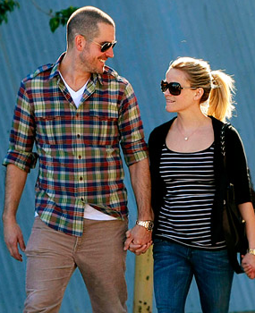 Reese Witherspoon and Jim Toth Are Officially Married