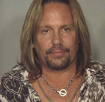 Vince Neil - Mushot