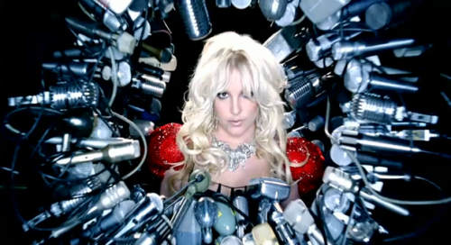 Britney Spears 'Hold It Against Me' Official Music Video ROCKS