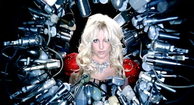 Britney Spears HIAM Teaser Pic