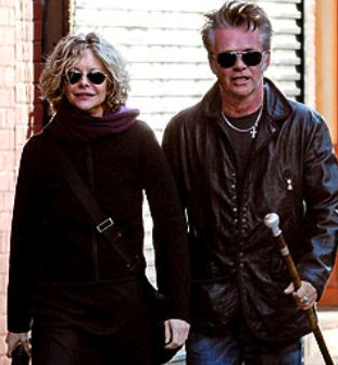 John Mellencamp and Meg Ryan Photos